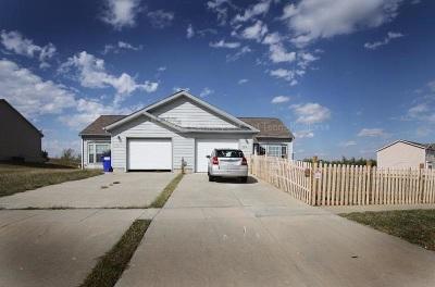 Junction City Multi Family Home For Sale: 2214-2216 Thompson