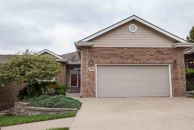 Manhattan Single Family Home For Sale: 4825 Rockridge