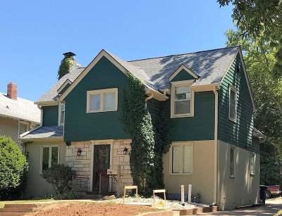 Manhattan Single Family Home For Sale: 1715 Laramie