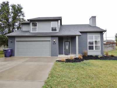Manhattan Single Family Home For Sale: 3016 Geneva Drive