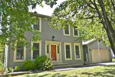 Manhattan Single Family Home For Sale: 3343 Newbury