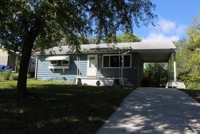 Single Family Home For Sale: 612 S Clay Street