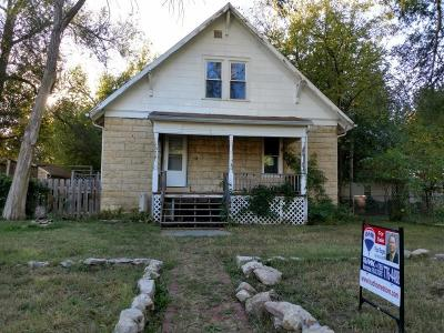 Single Family Home For Sale: 1618 Bradley Avenue