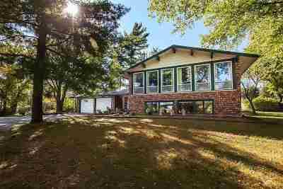 Single Family Home For Sale: 5619 Elbo Ridge