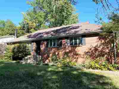 Single Family Home For Sale: 2100 College Heights