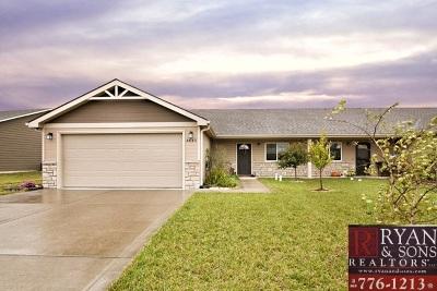Single Family Home For Sale: 4645 Sunflower Slope Dr.