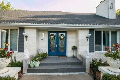 Manhattan Single Family Home For Sale: 2623 Marque Hill Road