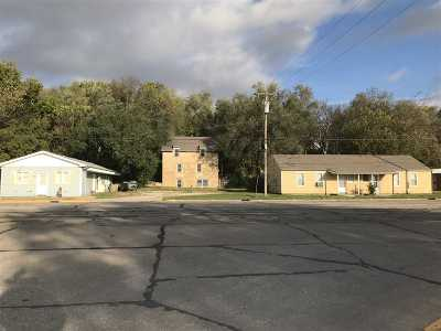 Ogden KS Multi Family Home For Sale: $165,000