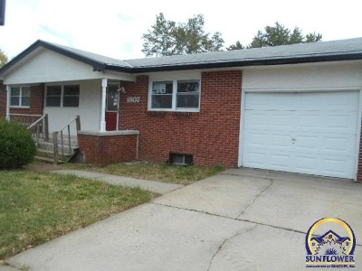 Single Family Home For Sale: 1807 W 17th Street