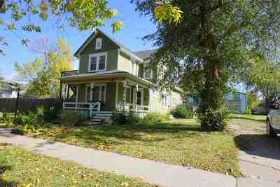 Herington Single Family Home For Sale: 616 N D Street