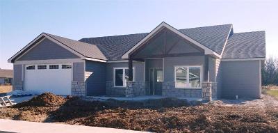 Single Family Home For Sale: 2805 Cedarsprings Lane