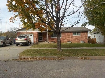 Single Family Home For Sale: 340 W 2nd Street