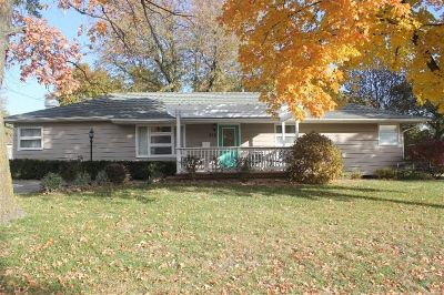 Clay Center Single Family Home For Sale: 715 Garfield