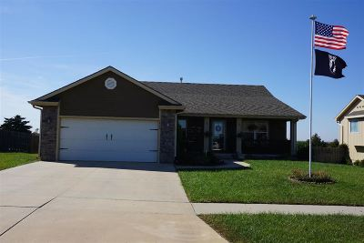 Single Family Home For Sale: 2440 Deer Trail