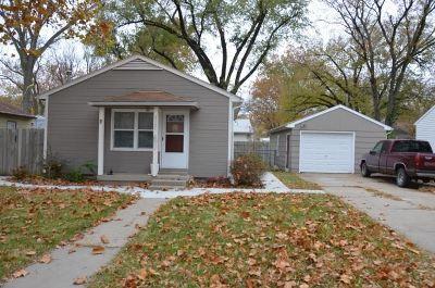 Manhattan Single Family Home For Sale: 2121 Green Avenue