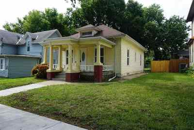 Junction City Single Family Home For Sale: 333 W 2nd Street