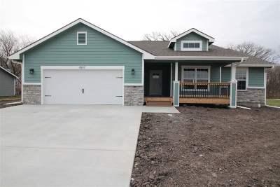 Manhattan KS Single Family Home For Sale: $265,000