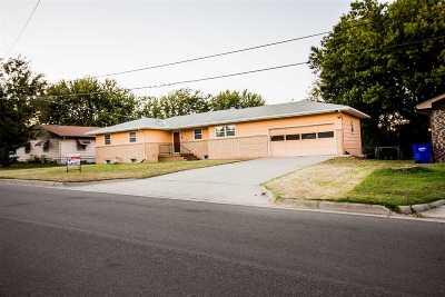 Single Family Home For Sale: 842 Skyline Drive