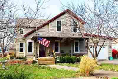 Wabaunsee County Single Family Home For Sale: 405 Logan Street