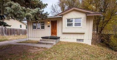 Junction City Single Family Home For Sale: 1510 W 15th Street
