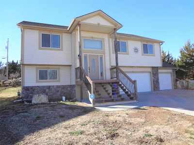 Junction City Single Family Home For Sale: 1014 S Webster
