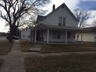 Junction City Single Family Home For Sale: 703 W 8th
