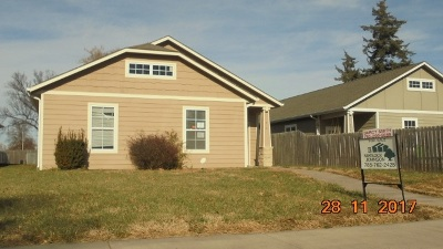 Junction City Single Family Home For Sale: 710 W 14th Street