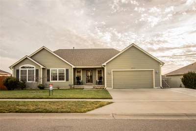 Junction City Single Family Home For Sale: 2713 Valley Drive