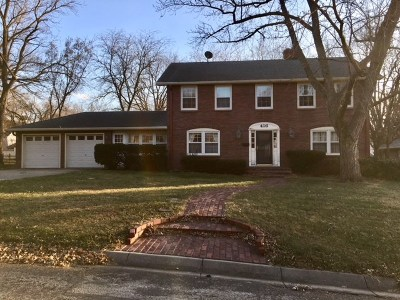 Clay Center Single Family Home For Sale: 416 Garfield Street