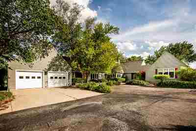 Abilene Single Family Home For Sale: 930 2500 Avenue