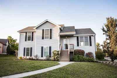 Single Family Home For Sale: 2204 Elk Court