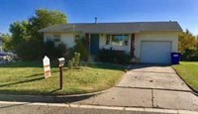 Single Family Home For Sale: 1521 W 15th Street