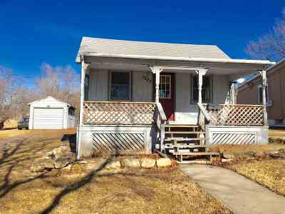 Clay Center Single Family Home For Sale: 1223 Lincoln
