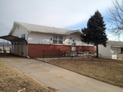 Single Family Home For Sale: 1601 Johnson Drive