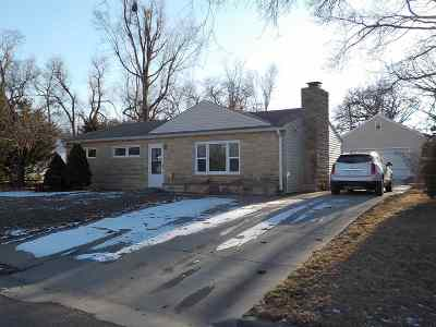 Single Family Home For Sale: 1409 W 9th Street