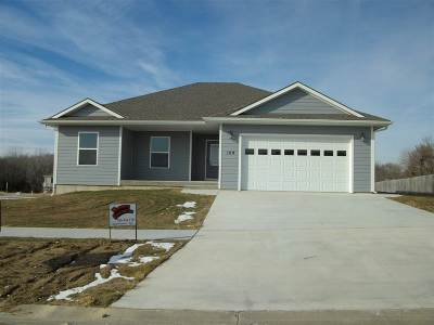 Riley Single Family Home For Sale: 109 Bird Dog Drive