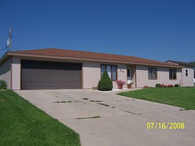 Ogden Single Family Home For Sale: 502 Mustang Drive