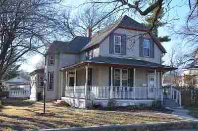 Single Family Home For Sale: 315 W 3rd Street