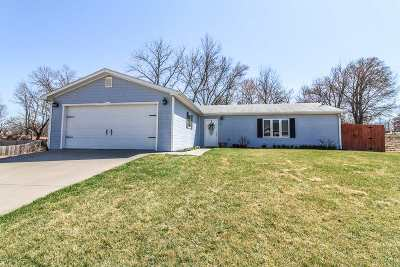 Ogden Single Family Home For Sale: 132 Allen Hill Drive