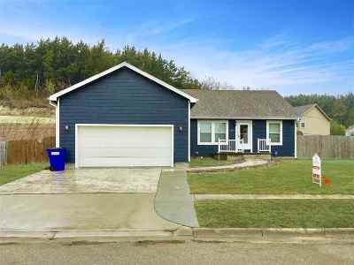 Single Family Home For Sale: 2002 Custer Road