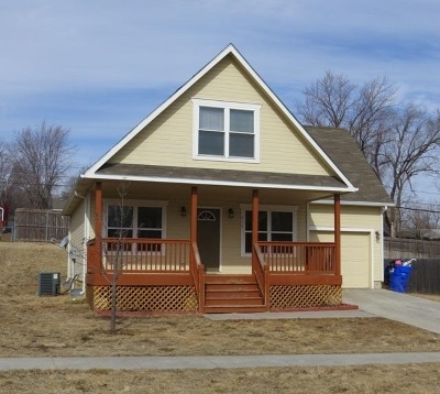 Single Family Home For Sale: 714 S Clay Street