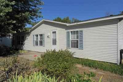 Single Family Home For Sale: 510 E Grandview Drive