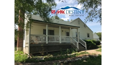 Milford Single Family Home For Sale: 7500 Old Highway 77