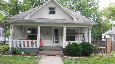 Single Family Home For Sale: 708 Vine Street