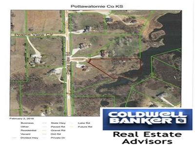 Wamego Residential Lots & Land For Sale: Legends Point