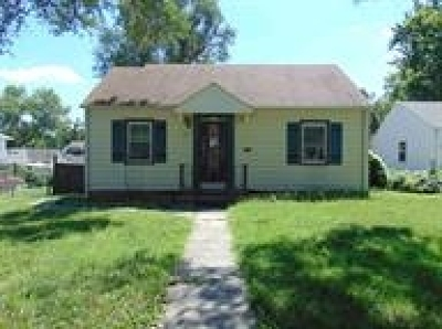 Junction City Single Family Home For Sale: 311 W Walnut Street