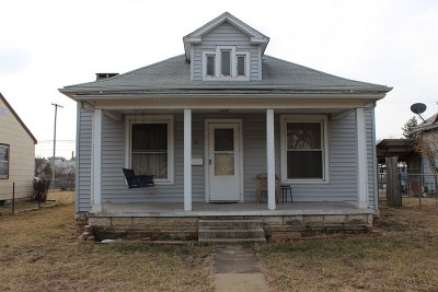 Single Family Home For Sale: 629 W 8th Street
