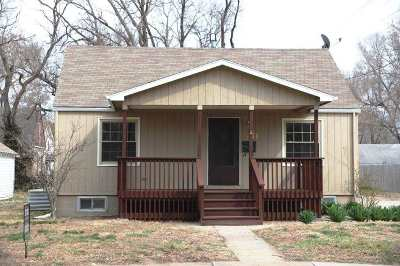 Manhattan Single Family Home For Sale: 411 S Juliette Avenue