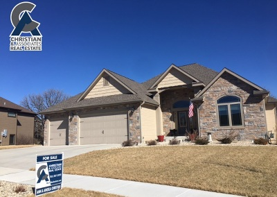 Manhattan Single Family Home For Sale: 4416 Grande Bluffs Lane