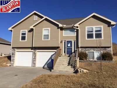 Single Family Home For Sale: 1840 Katie Rose Trail
